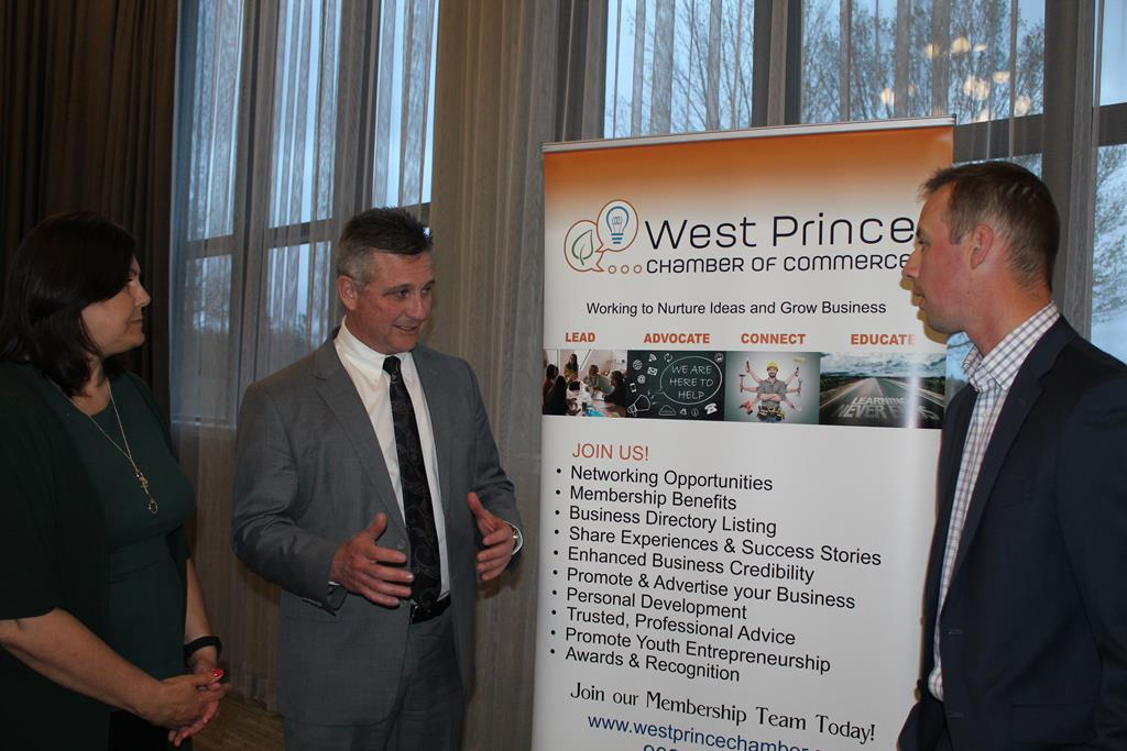 Youth Business Mixer ~ Business mixers west prince chamber of commerce